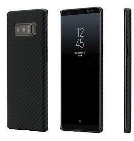 Pitaka Pitaka Aramid Case for Galaxy Note 8 - Black/Grey Twill