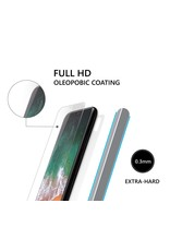 AMAZINGthing AT IPHONE X 0.3MM SUPREME GLASS FRONT & BACK (CRYSTAL)