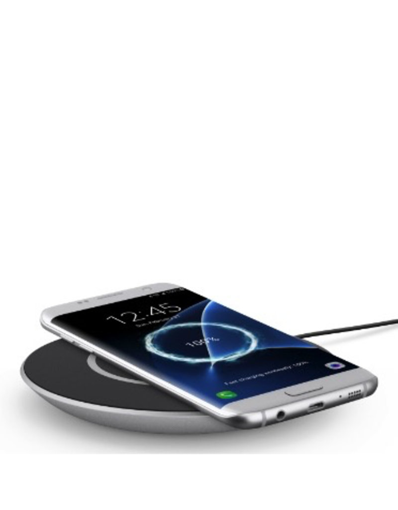 Belkin Belkin Boost↑up Wireless Charging Pad for Samsung - Black & Silver