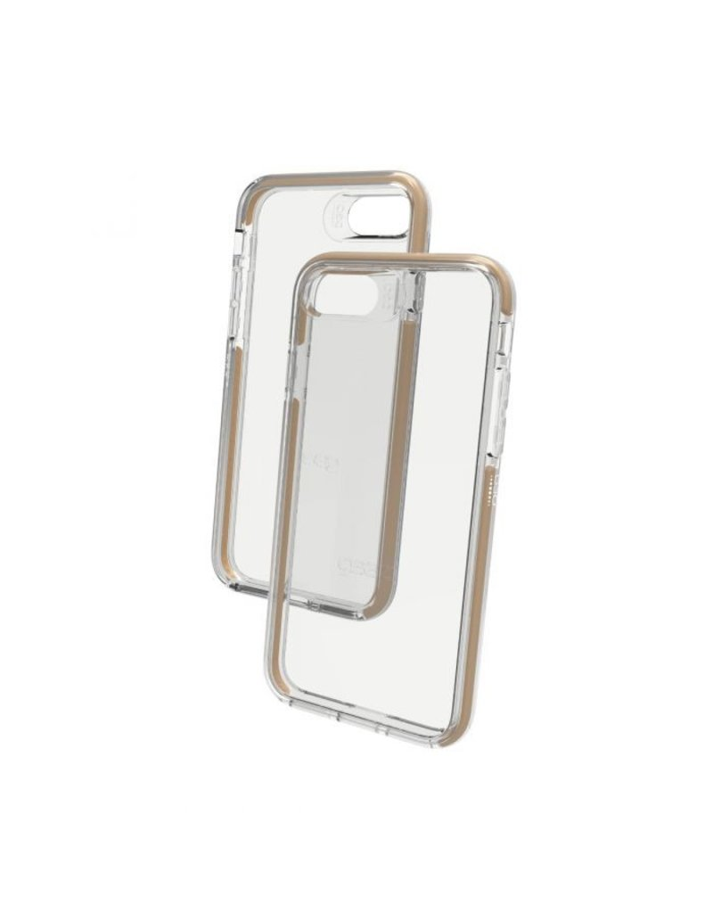 Gear4 Gear4 Piccadilly Protection Case for iPhone 7/8/SE - Gold