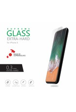 AMAZINGthing AT IPHONE X 0.33MM SUPREME GLASS (CRYSTAL)