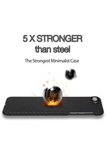 Pitaka Pitaka Aramid Case for iPhone 7/8 Plus - Black/Grey Twill