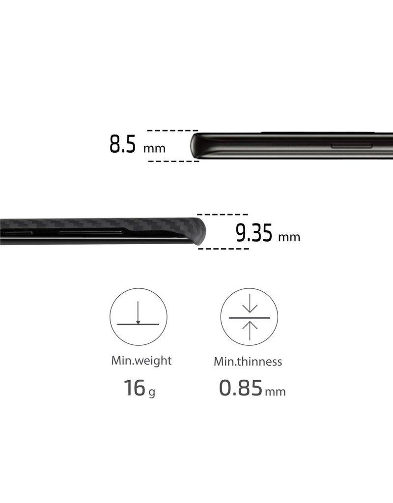 Pitaka Pitaka Aramid Case for Galaxy S9 Plus - Black/Grey Twill