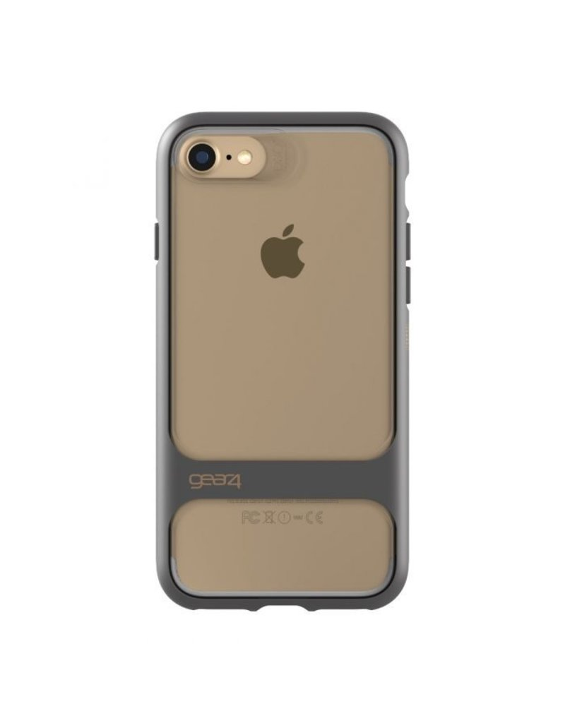 Gear4 Gear4 Soho Protection Case for iPhone 7/8/SE - Gold
