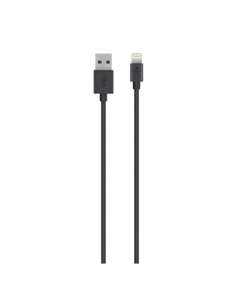 Belkin Belkin - Mixit Apple Lightning Cable 10ft - Black