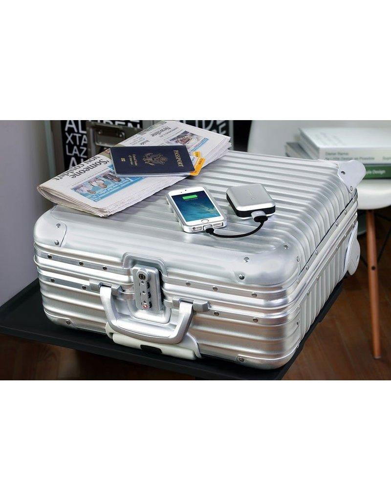 Just Mobile Just Mobile Gum++ High Capacity Backup Battery 6000 mAh - Grey