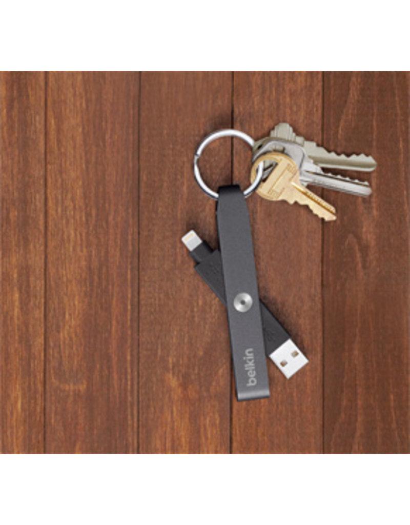 Belkin Belkin Mixit Lightning to USB Keychain - Gold
