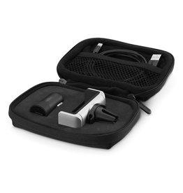 Belkin Belkin Car Bundle Single 2.4 Amp 4 Ft Lightning Cable Black