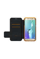 Gear4 Gear4 Oxford With D30 Protection Book Case for Galaxy S6 Edge+ - Black