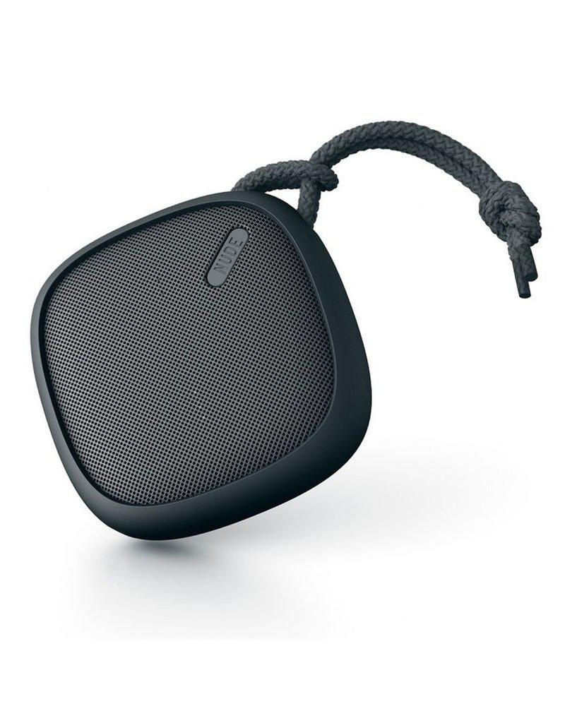 Nude Audio Nude Audio Portable Bluetooth Speaker- M Black