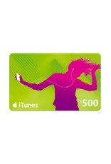 Apple iTunes Gift Card - $500 USA