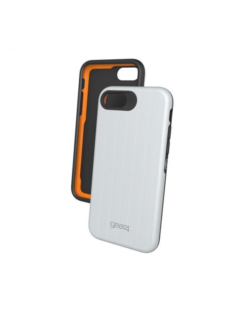 Gear4 Gear4 Trafalgar Protection Case for iPhone 7/8/SE - Silver