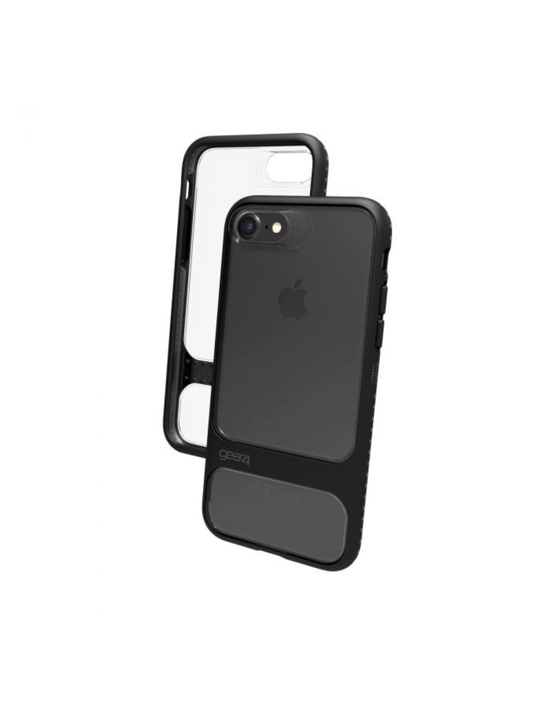 Gear4 Gear4 Soho Protection Case for iPhone 7/8/SE - Black