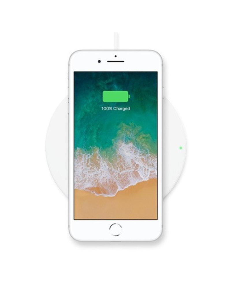Belkin BELKIN 7.5W QI WIRELESS CHARGING PAD FOR IPHONE - US PLUG