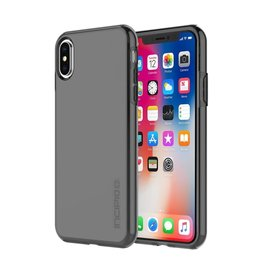 Incipio INCIPIO DUALPRO PURE CLEAR DUAL-LAYER PROTECTION FOR IPHONE X - SMOKE