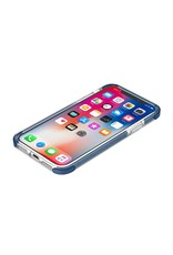 Incipio NCIPIO REPRIEVE [SPORT] PROTECTIVE CASE WITH REINFORCED CORNERS<br /> FOR IPHONE X - BLUE/CLEAR