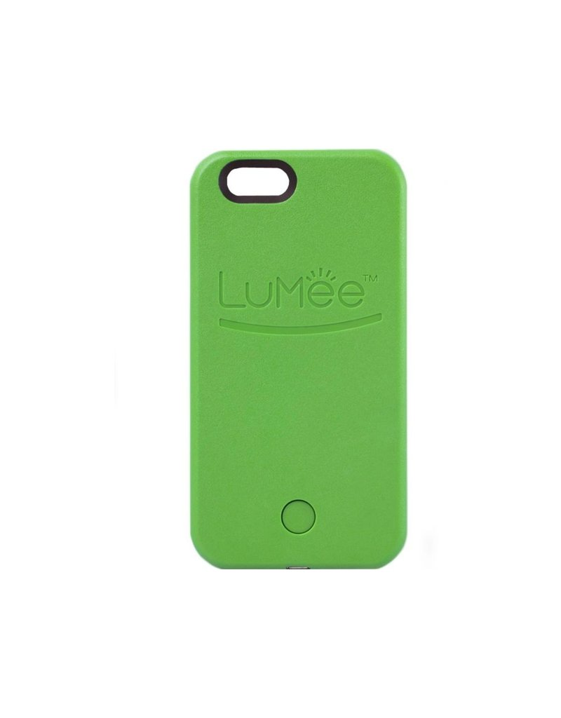 LuMee LUMEE LED LIME GREEN CASE FOR IPHONE 6/6S PLUS