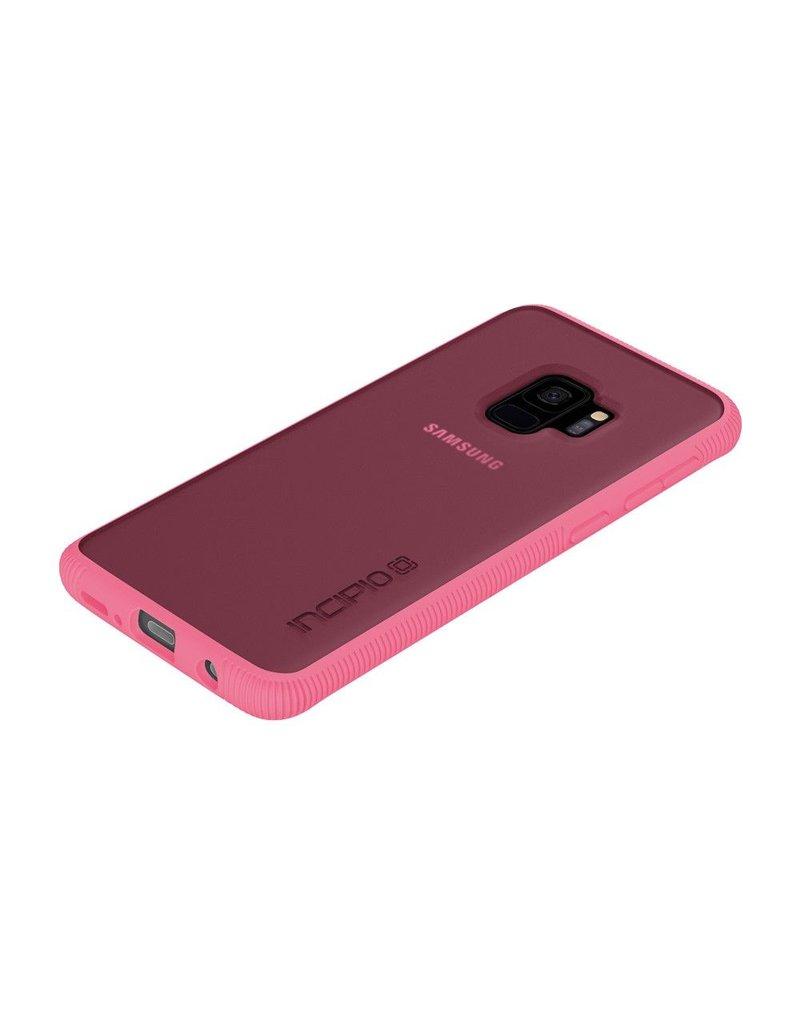 Incipio INCIPIO OCTANE SHOCK-ABSORBING CO-MOLDED CASE FOR SAMSUNG GALAXY S9 - ElECTRIC PINK