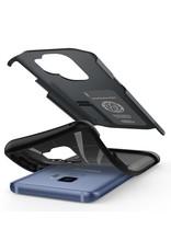 Spigen Spigen Galaxy S9 Case Slim Armor - Metal Slate