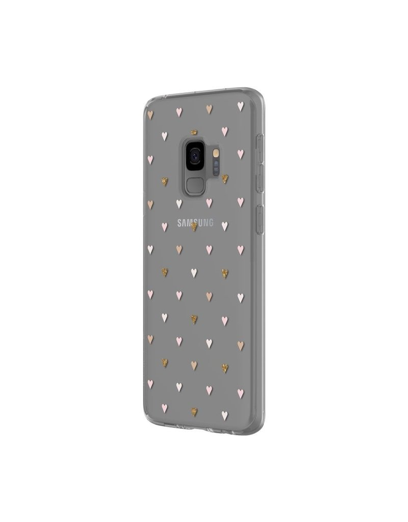 Incipio INCIPIO DESIGN SERIES CLASSIC CASE FOR SAMSUNG GALAXY S9 - TINY HEARTS