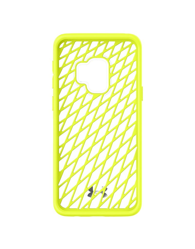 best sneakers 56e9d 02858 Incipio INCIPIO SAMSUNG GALAXY S9 UNDER ARMOUR UA PROTECT INNER STRENGTH  CASE - QUIRKY LIME / CLEAR