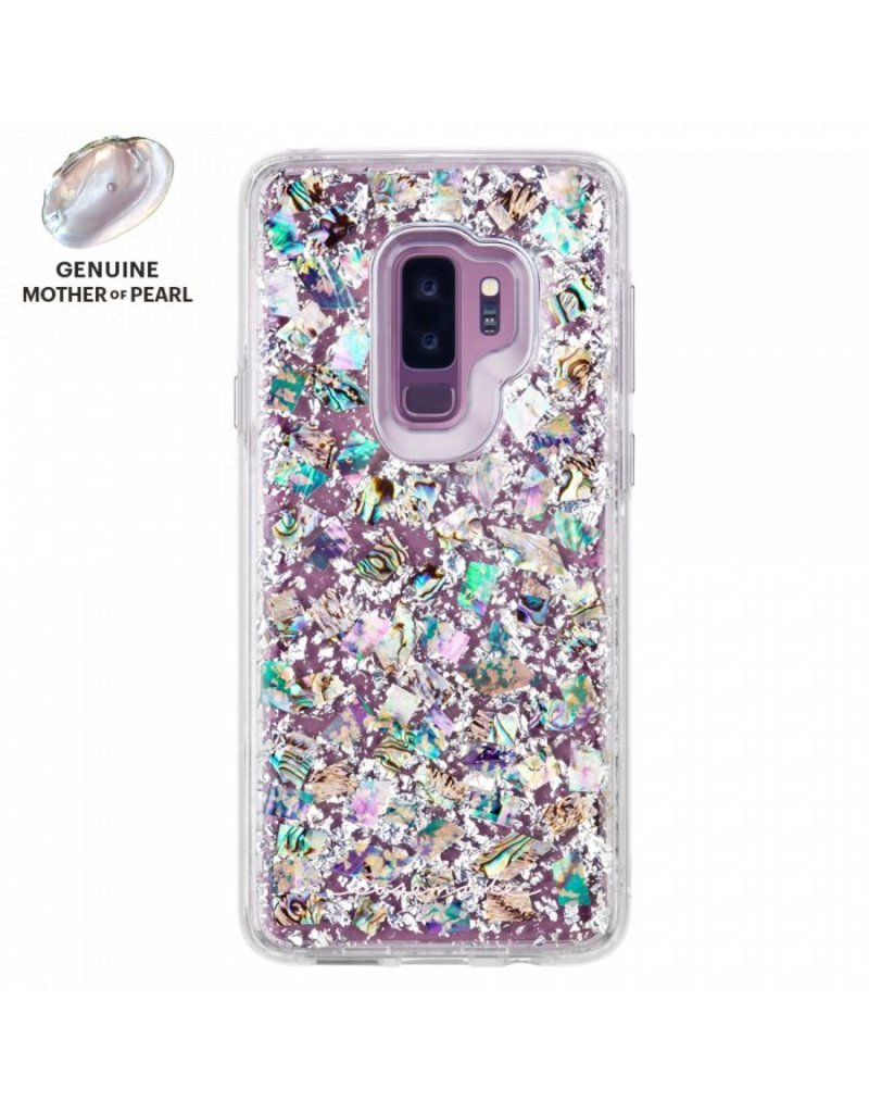 Case Mate Case Mate Karat Petals Case for Samsung Galaxy S9 Plus - Mother of Pearl