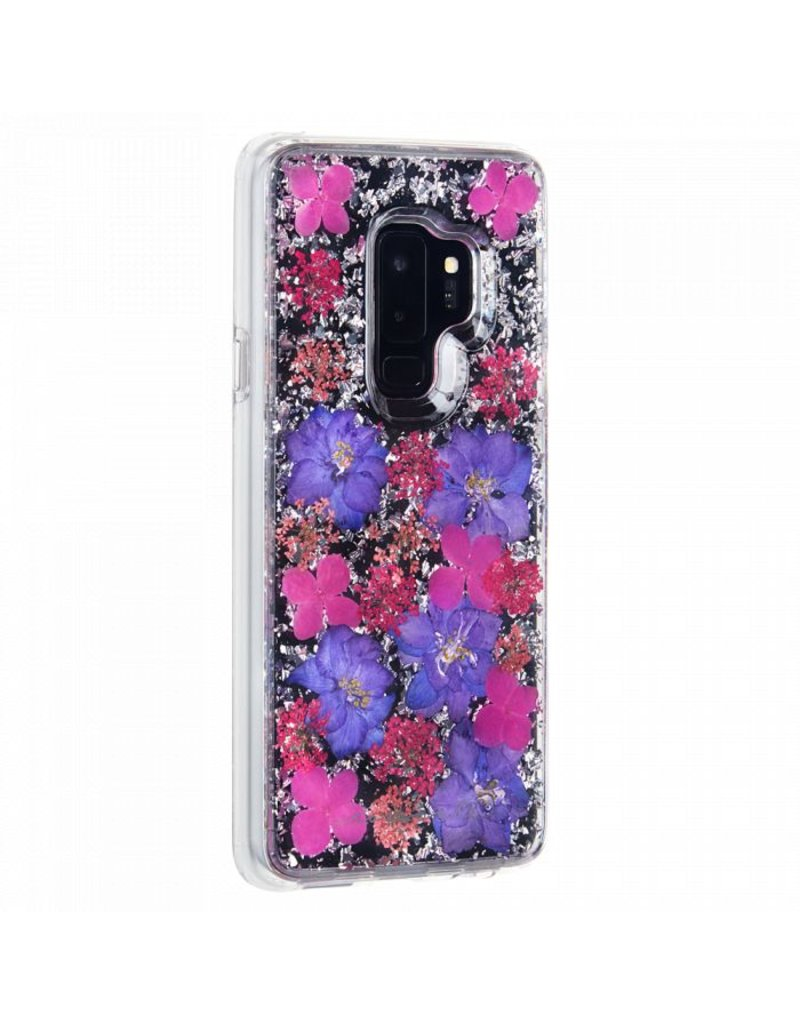 watch ccd85 f1333 Case Mate Case Mate Karat Petals Case for Samsung Galaxy S9 Plus - Purple