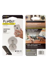 Nite Ize Nite Ize Steelie FlipOut Device Stand and Grip - Stainless