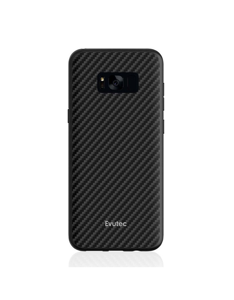 Evutec Evutec Aer Karbon Series Case for Galaxy S8 - Black