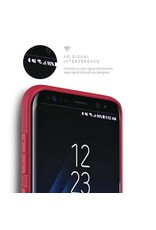 Evutec Evutec Aergo Series Ballistic Nylon Case For Samsung Galaxy S8 Plus - Red