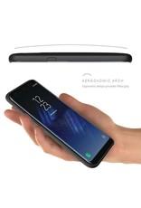 Evutec Evutec Aergo Series Ballistic Nylon Case With Afix Vent Mount For Samsung Galaxy S8 Plus - Black