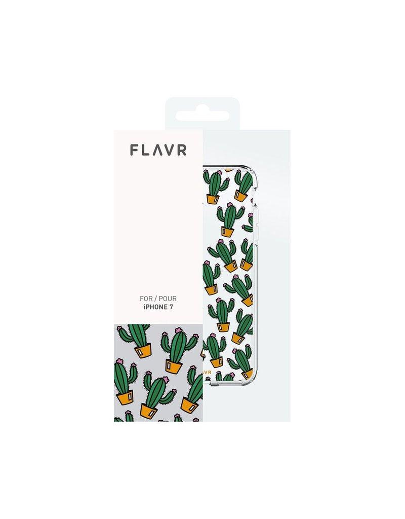 Flavr FLAVR IPLATE CACTUSES CASE IPHONE 7/8/SE
