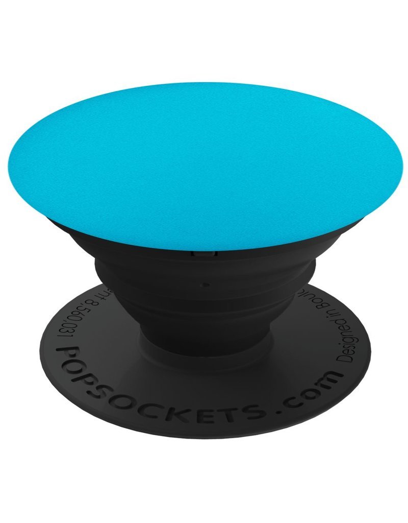 PopSockets PopSockets Device Stand and Grip - Aluminium Blue