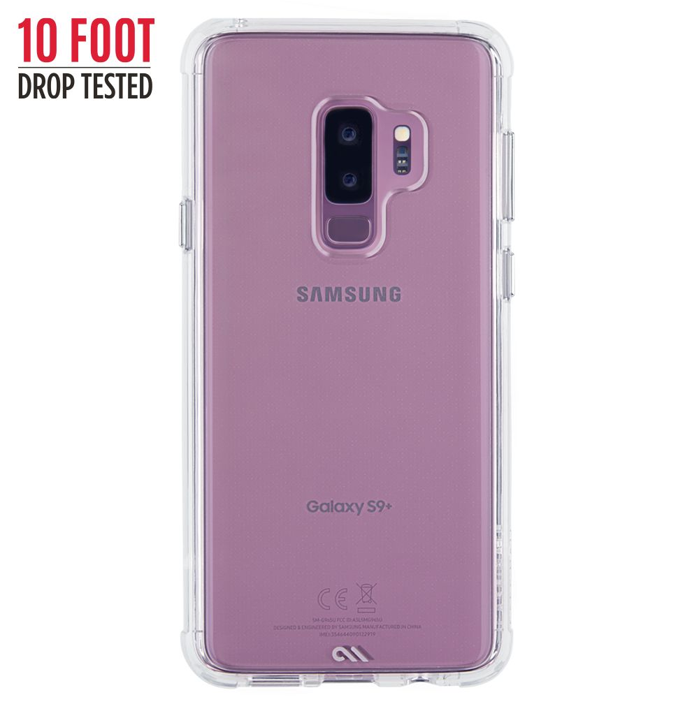 sports shoes 75056 60ee3 Case Mate Case Mate Tough Clear Case Samsung Galaxy S9 Plus - Clear