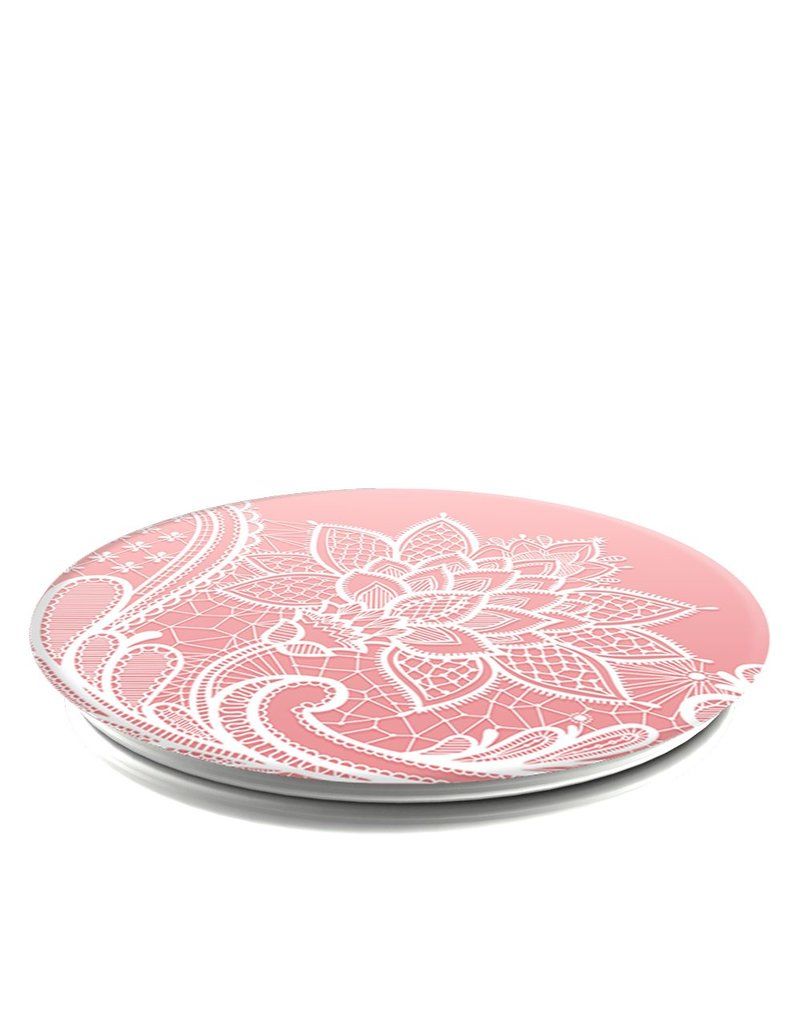 PopSockets POPSOCKETS DEVICE STAND AND GRIP - FRENCH LACE