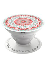 PopSockets PopSockets Device Stand and Grip - Aztec Mandala Red