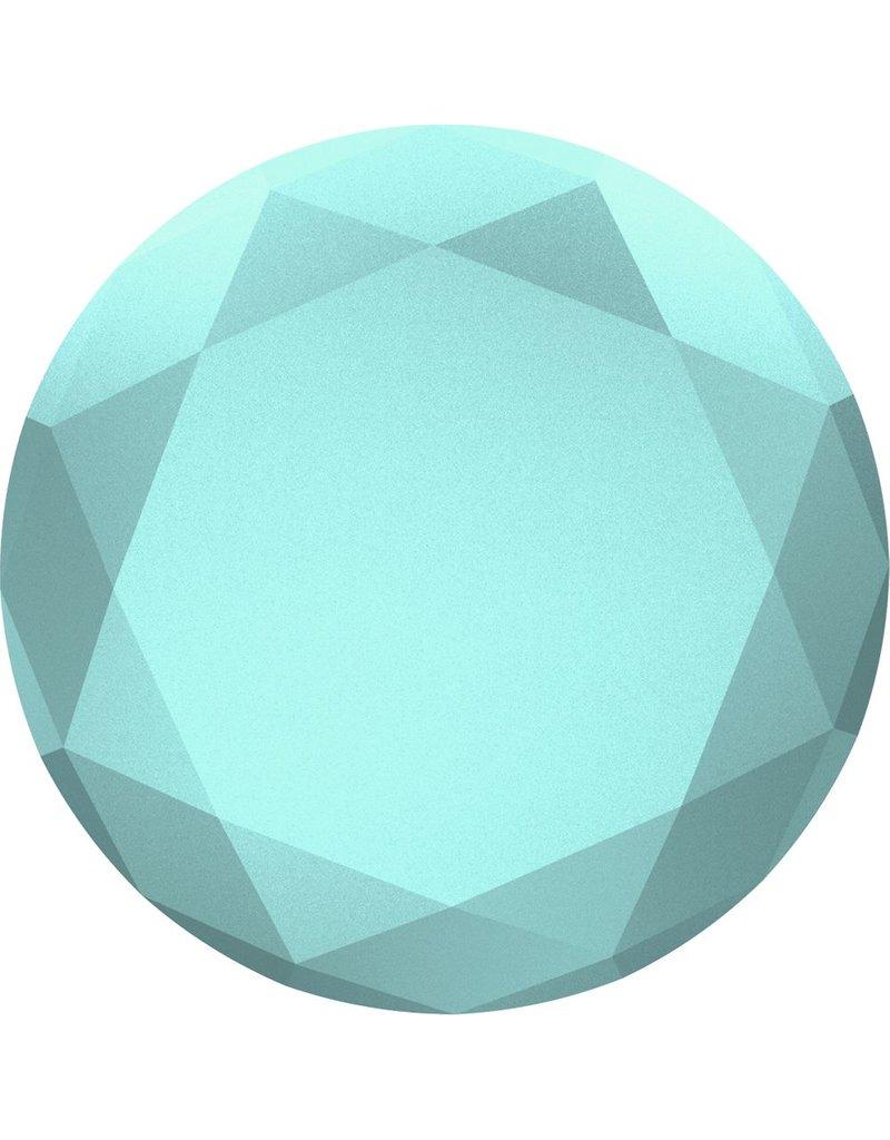 PopSockets POPSOCKETS DEVICE STAND AND GRIP - GLACIER METALLIC DIAMOND