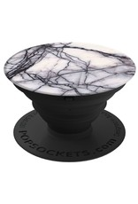 PopSockets PopSockets Device Stand and Grip - White Mrble
