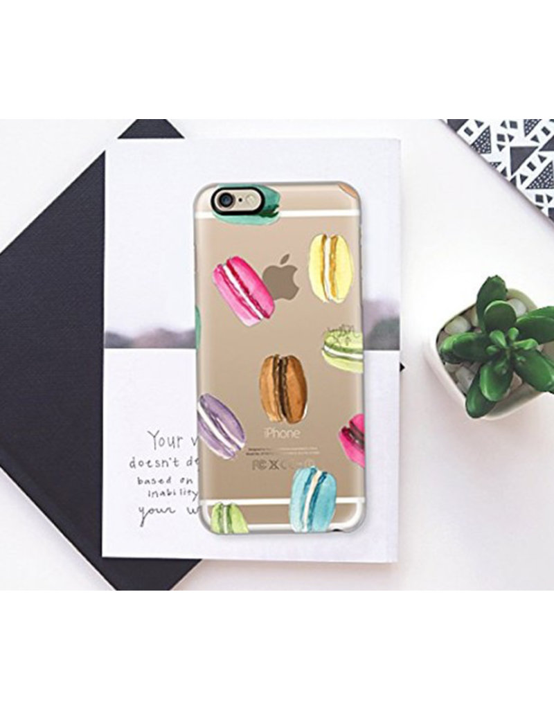 Casetify Casetify Classic Grip Case For iPhone 7/8 - Macaron Shuffle