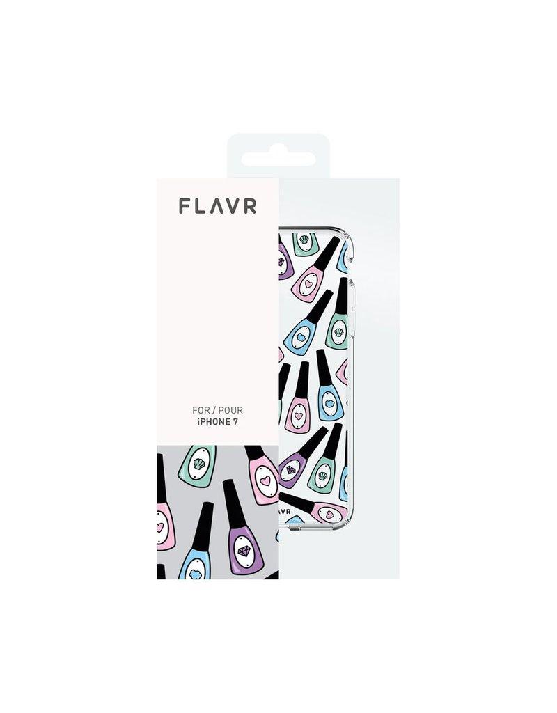 Flavr FLAVR IPLATE NAIL POLISH CASE IPHONE 7/8/SE