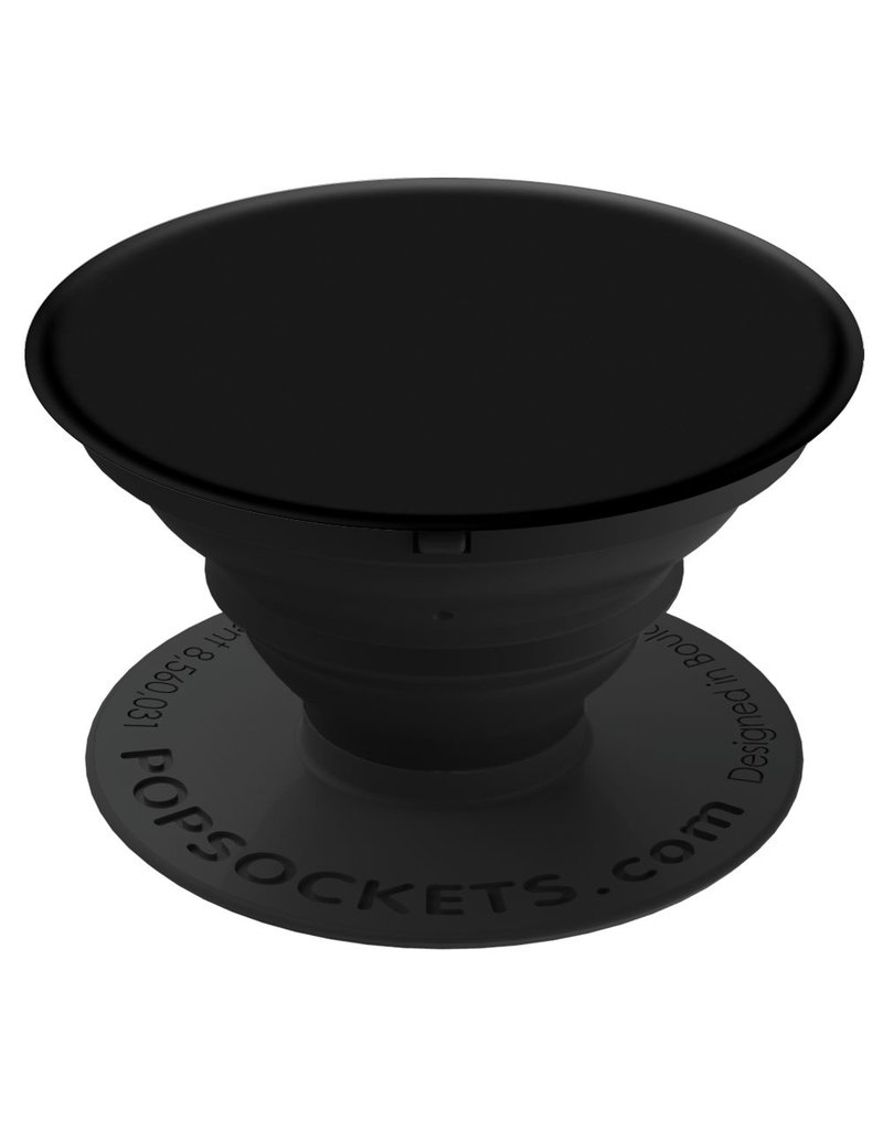 PopSockets PopSockets Device Stand and Grip - Black