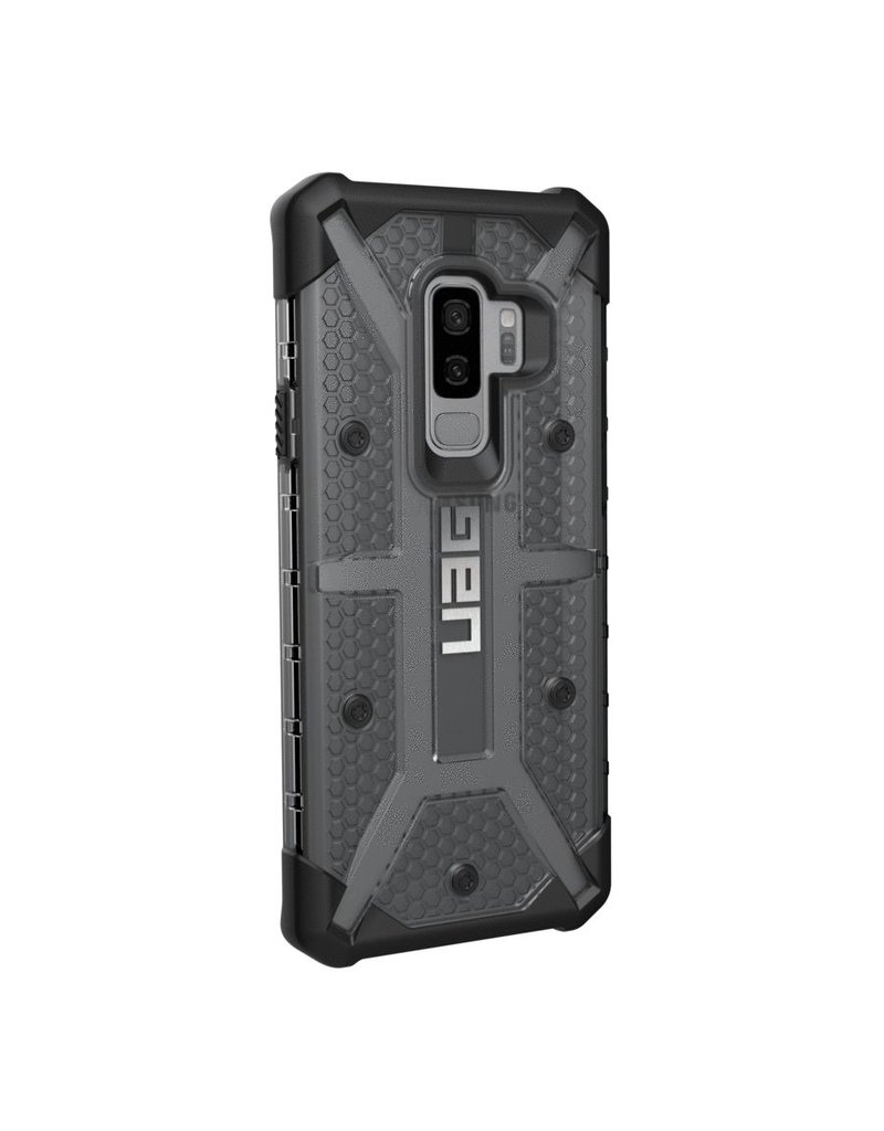 save off c9836 82784 UAG UAG PLASM SERIES CASE FOR SAMSUNG GALAXY S9 PLUS - ASH