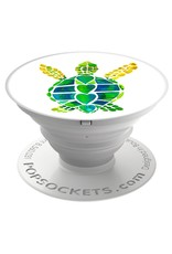 PopSockets PopSockets Device Stand and Grip - Turtle Love