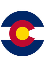 PopSockets POPSOCKETS DEVICE STAND AND GRIP - COLORADO FLAG