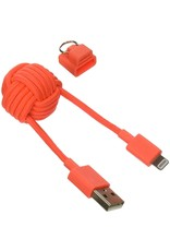 Native Union Native Union Key Cable USB-A To Lightning - Orange
