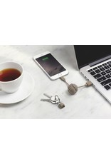 Native Union Native Union Key Cable USB-A To Lightning - Taupe
