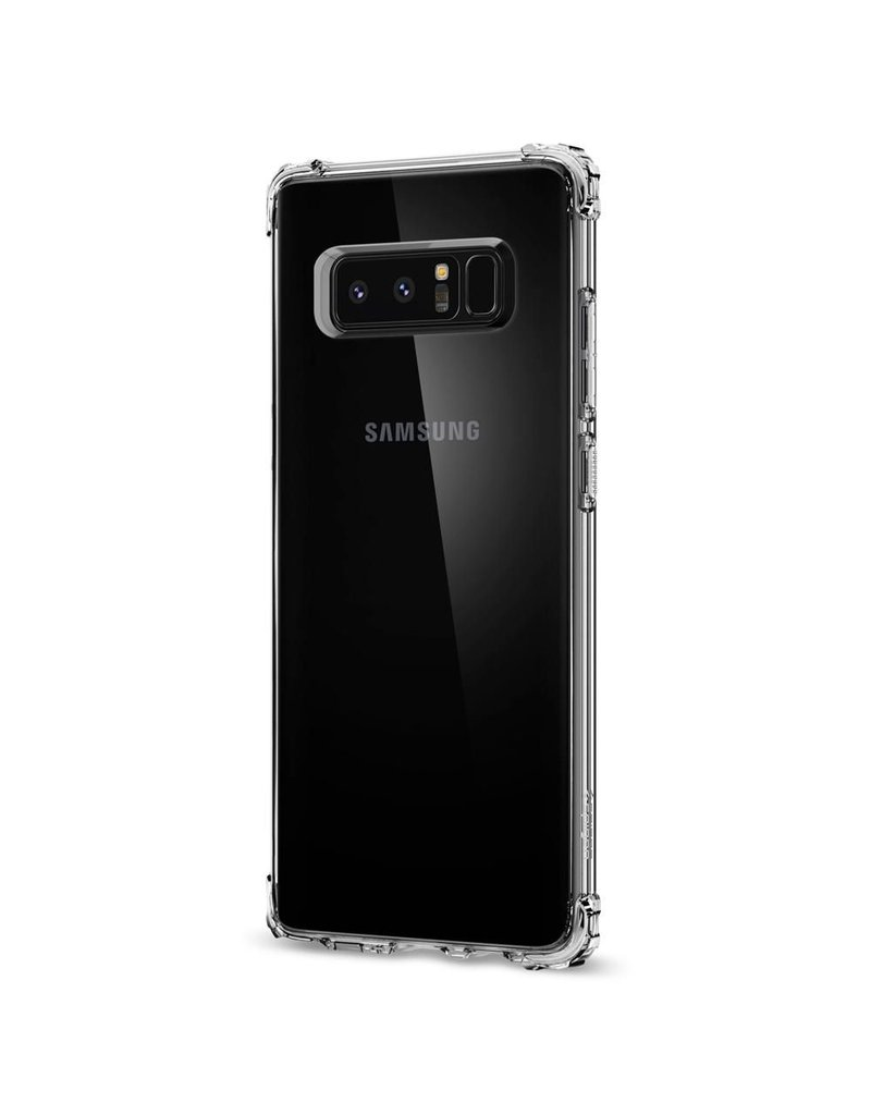 Spigen SPIGEN CRYSTAL SHELL CASE FOR SAMSUNG GALAXY NOTE 8 - CLEAR CRYSTAL