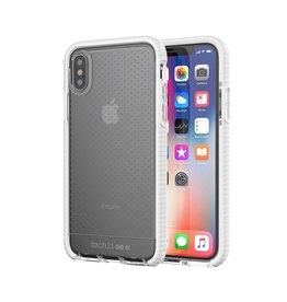 Tech21 Tech21 Evo Check Case for iPhone X - Clear/White