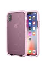 Tech21 Tech21 Evo Check Case for iPhone X - Rose Tint/White