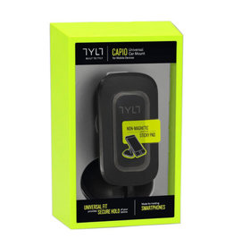 TYLT TYLT CAPIO UNIVERSAL CAR MOUNT WITH NFC CHIP - BLACK